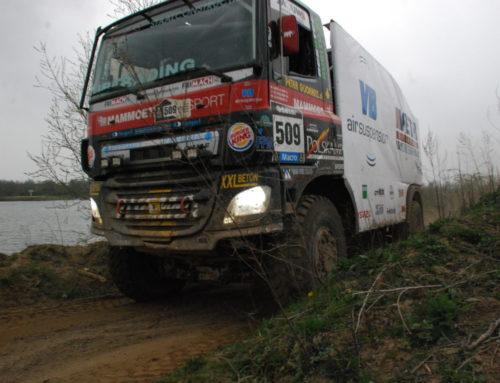 Dutch Dakar Experience 2015 groot succes