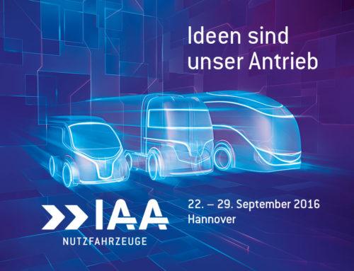Veth Automotive aanwezig op IAA Hannover 2016