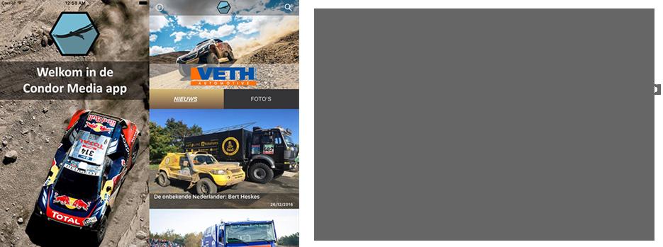 Dakar-app