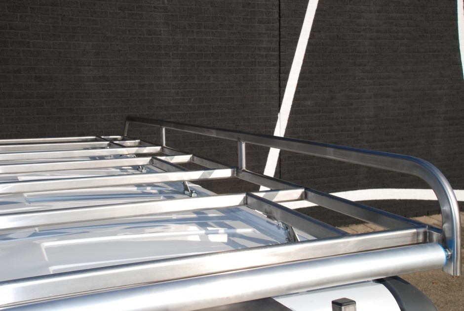 Roofpacker RVS imperiaal
