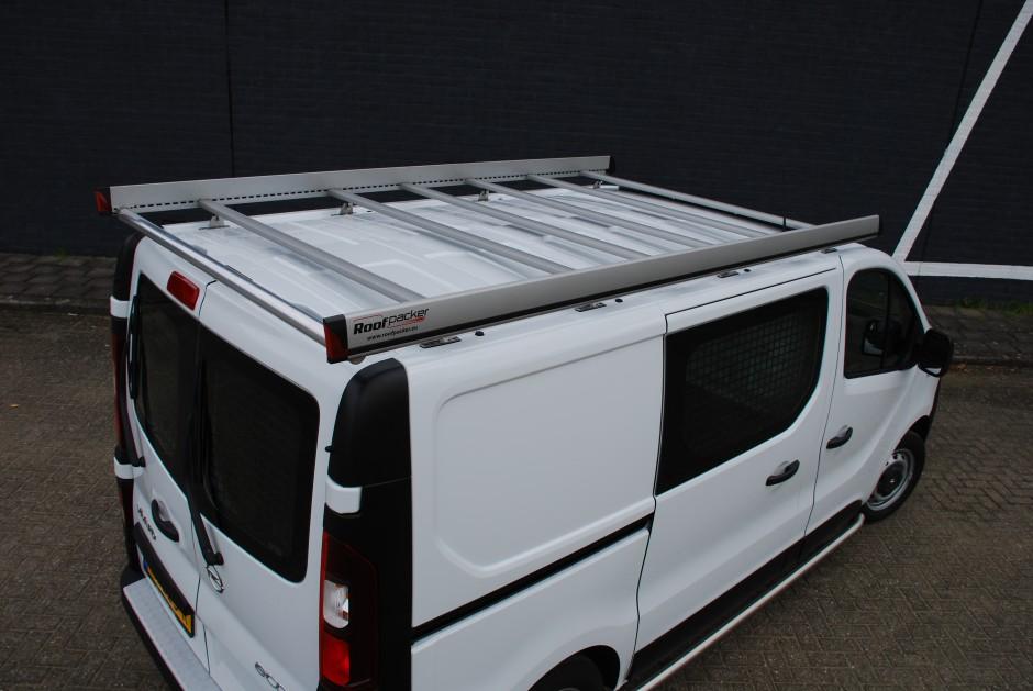 roofpacker aluminium imperiaal