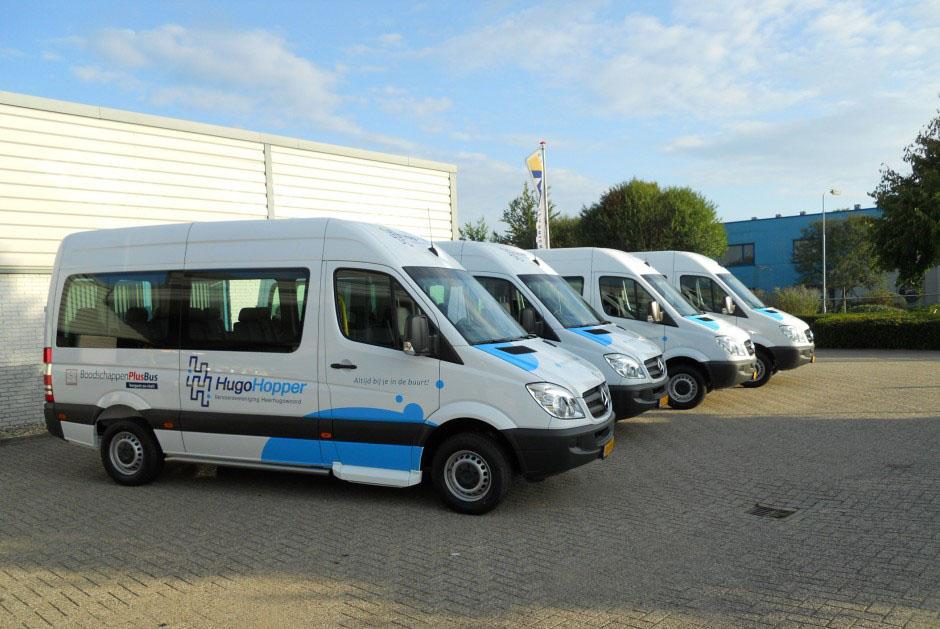 Personenvervoer en personenbussen