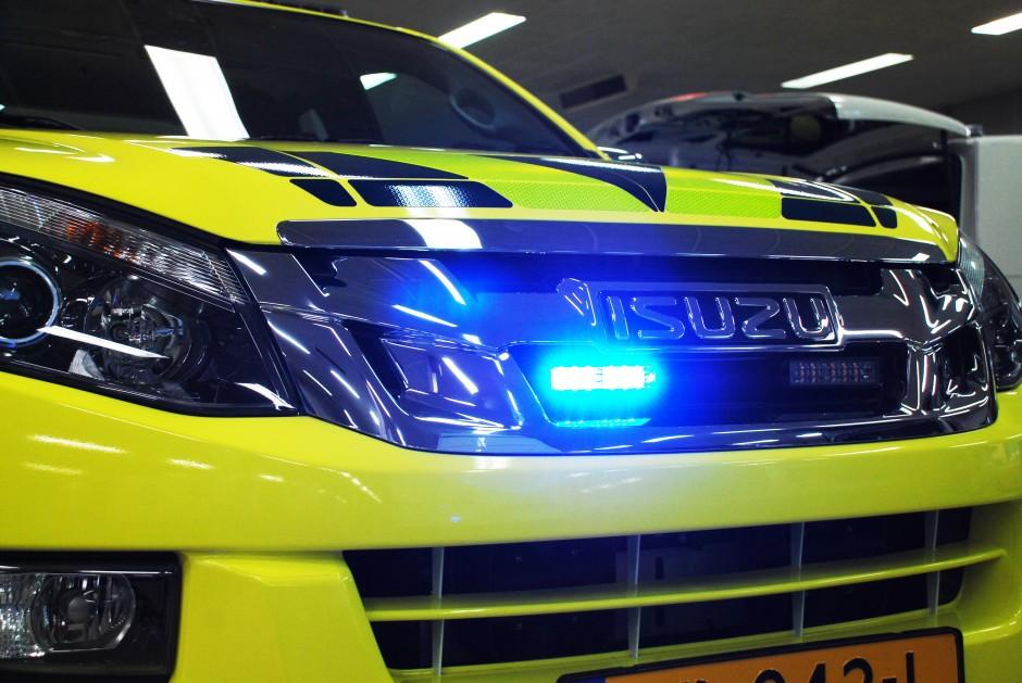 Rijkswaterstaat signalering speciale voertuigen