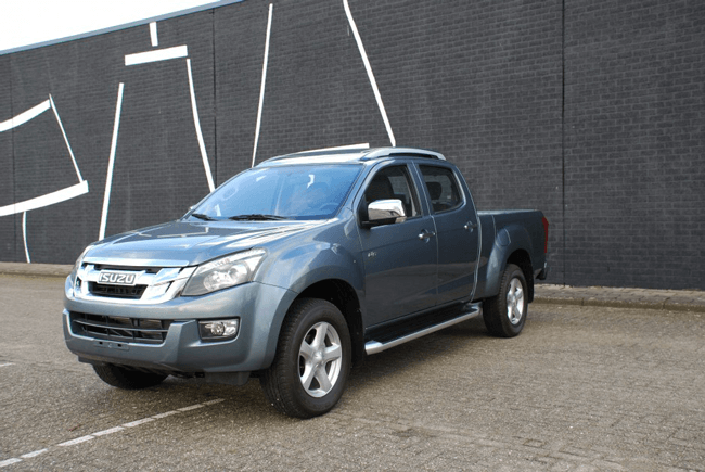 Pick-up verlenging Isuzu D-max dubbel cabine XL