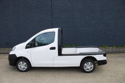 vehicle conversions e-nv200 pick-up