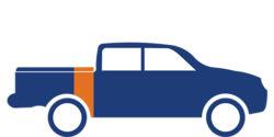 veth automotive pick-up verlengingen