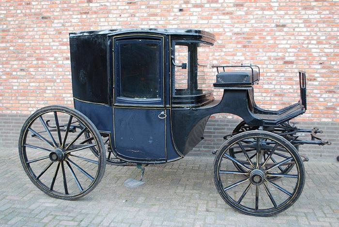 1840 Ontstaan rijtuigen- en carrosseriefabriek Arnhem