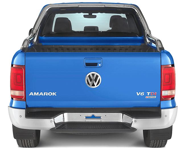 Pick-up extensions Volkswagen Amarok XL