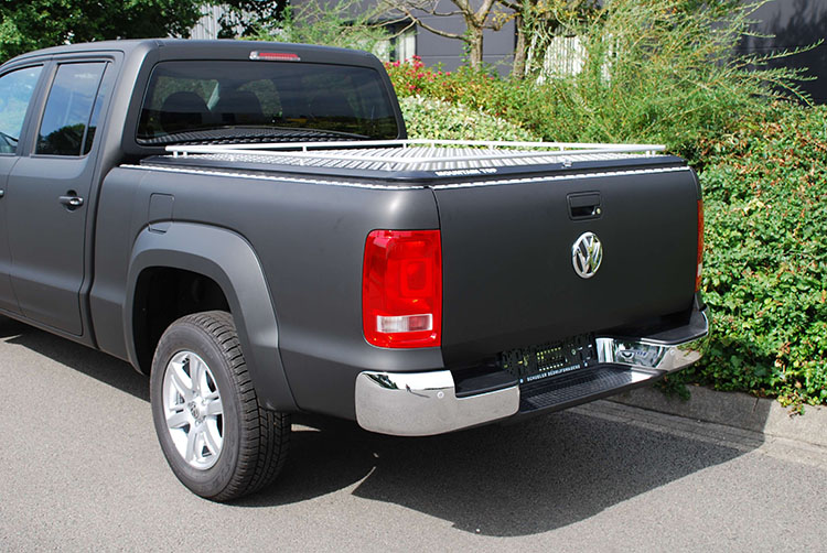 Mountain Top tonneau cover Volkswagen Amarok