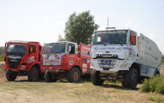 Trucks Dutch Dakar Experience 2018