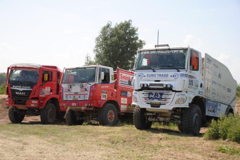 Trucks Dutch Dakar Experience 2018