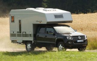 Volkswagen Amarok camper