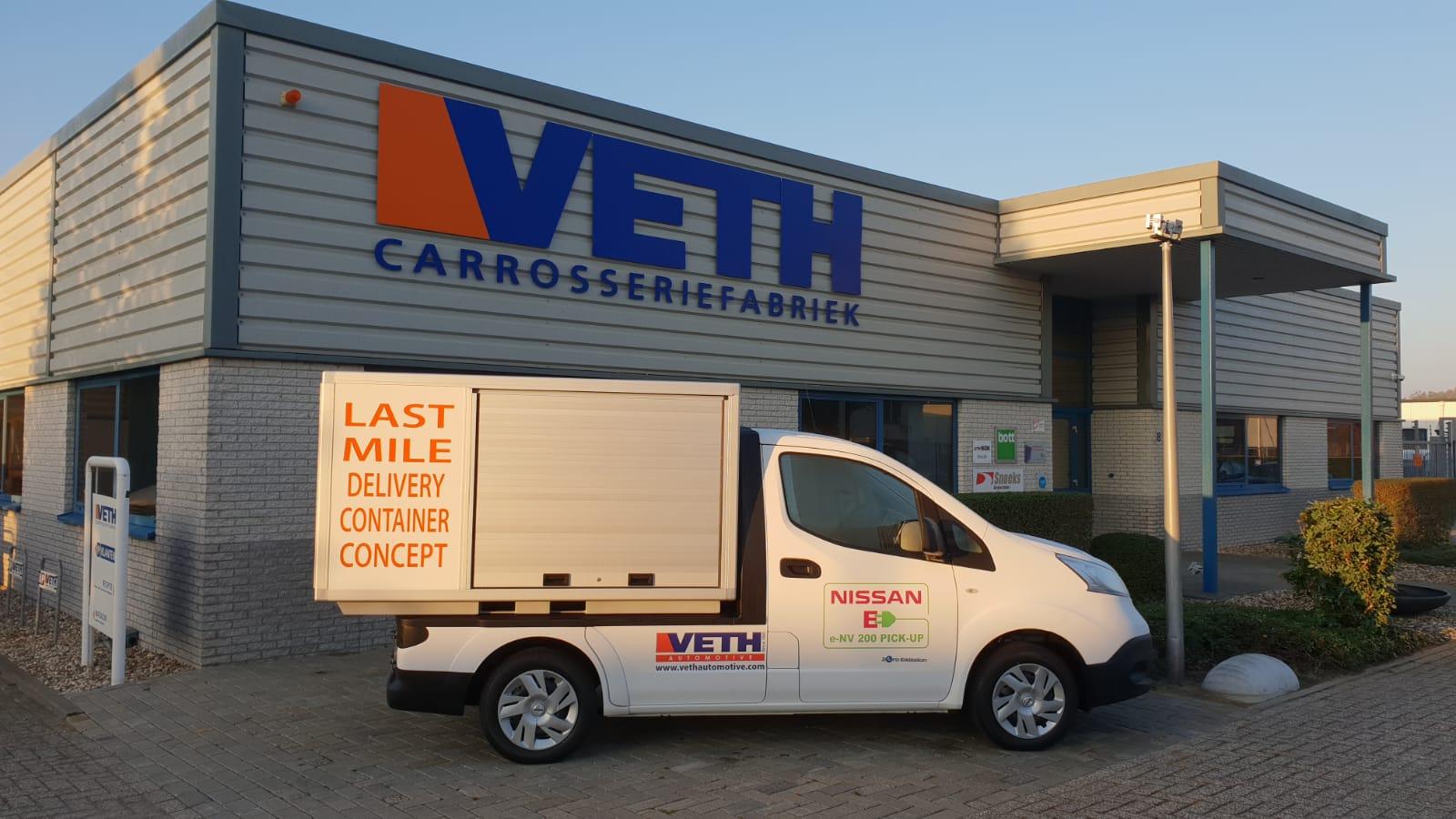 Nissan E Nv 200 Pick Up Veth Automotive